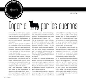 art toro osborne by ana yago y jagf