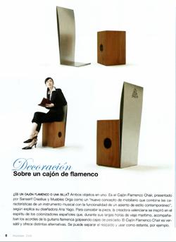 revista espacios - sanserif