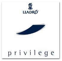 logo lladro privilege by ana yago