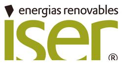 logo iser by sanserif
