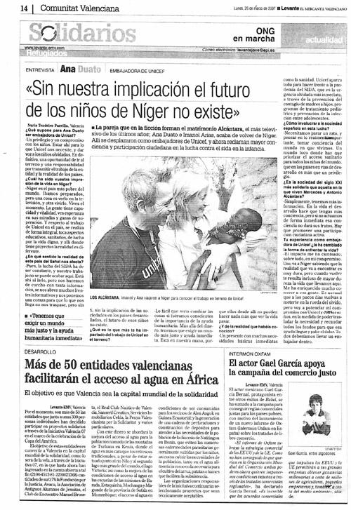 Levante 26/03/07