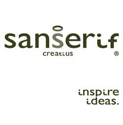 sanserif logo