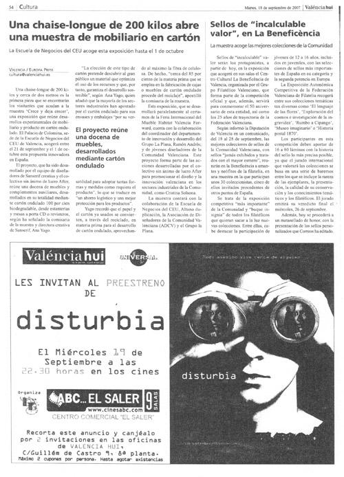 Valencia Hui 18/09/07