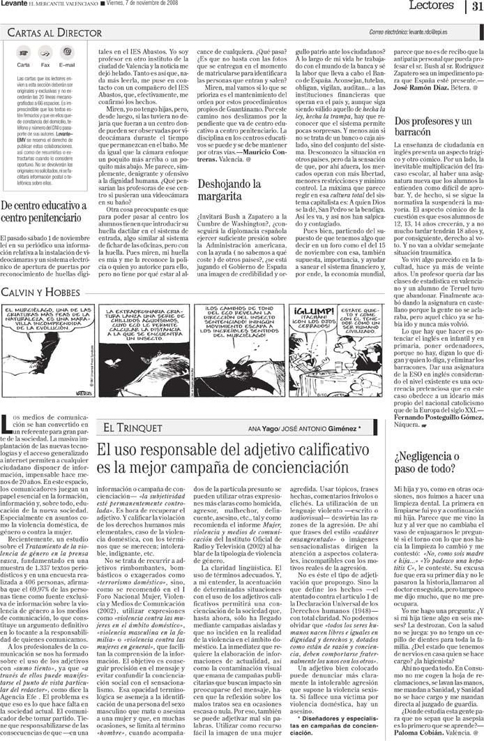 Levante EMV · 7/11/08 p.31