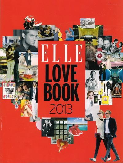 ElleLoveBook2013portada