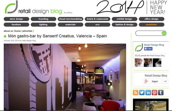 Retail Design Blog 2-1-14