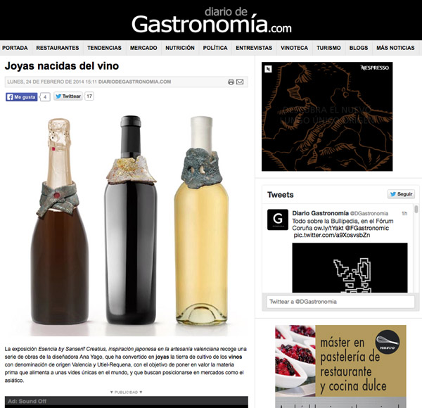 DiarioGastronomia 25-2-2014
