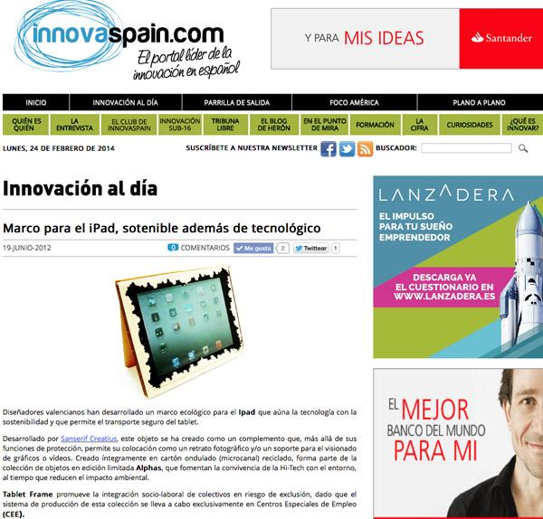 InnovaEspaña 19-6-12
