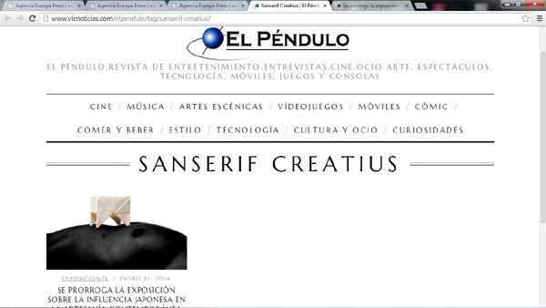 VLC El pendulo 31-1-14