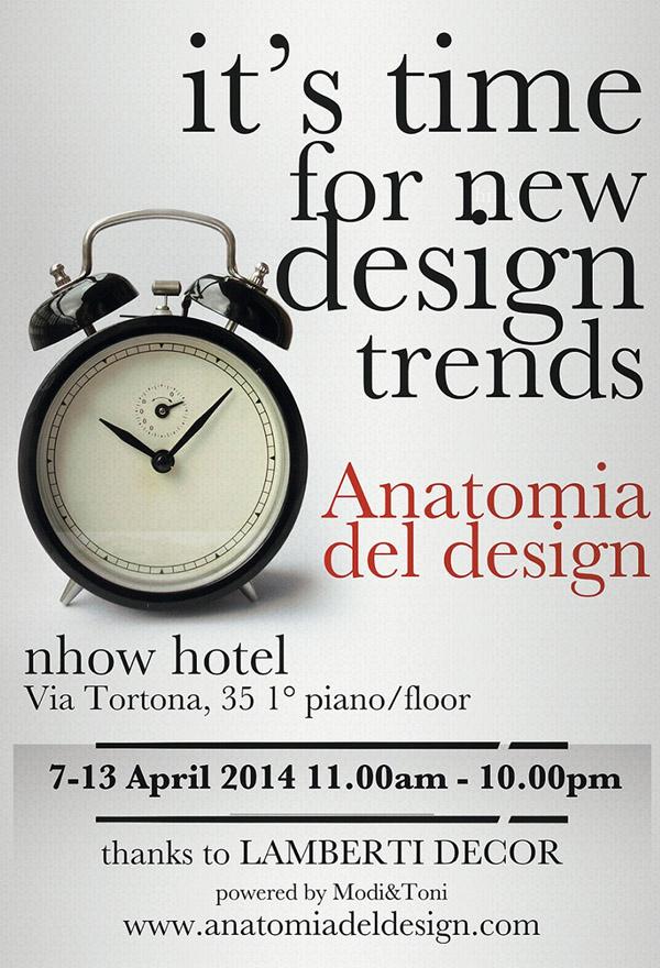 Anatomia del Design2014