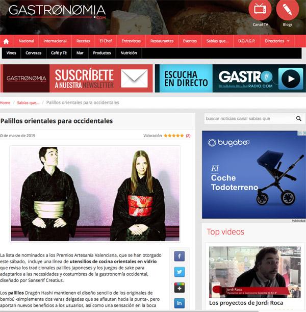 Gastronomia 30-3-15