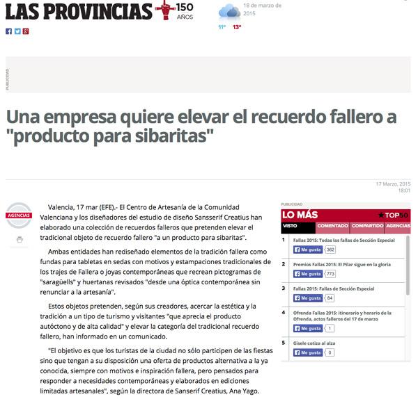 Las Provincias18-3-15