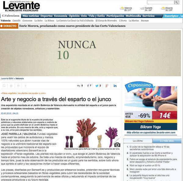 Levante 3-7-15